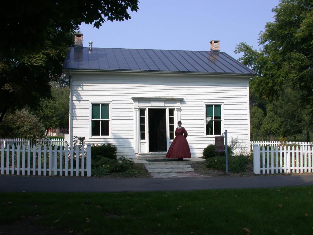 Murray Building at Naper Settlement